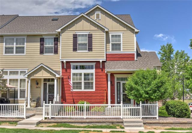 1473 Nemrick Place, Castle Rock, CO 80109 (#1917806) :: Wisdom Real Estate