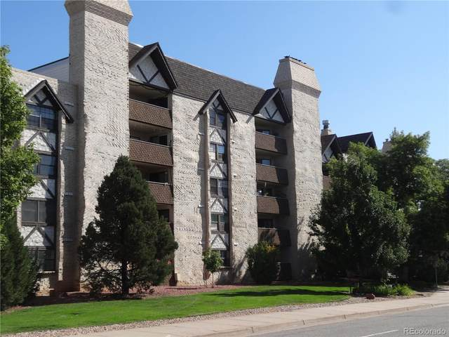 7255 E Quincy Avenue #310, Denver, CO 80237 (MLS #1918025) :: Bliss Realty Group