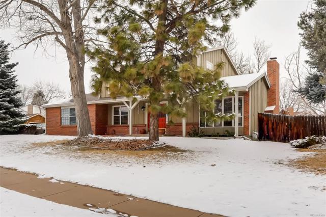 10195 W Alamo Place, Littleton, CO 80127 (MLS #1918388) :: 8z Real Estate