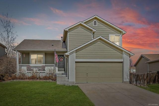 4308 S Halifax Street, Centennial, CO 80015 (#1918496) :: Compass Colorado Realty