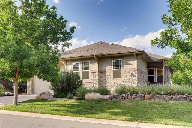 19319 W 57th Place, Golden, CO 80403 (#1918646) :: Colorado Home Finder Realty
