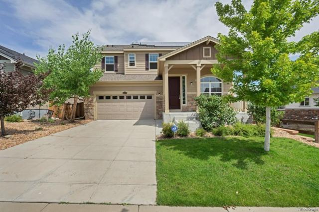 24349 E Brandt Avenue, Aurora, CO 80016 (#1918844) :: The Griffith Home Team
