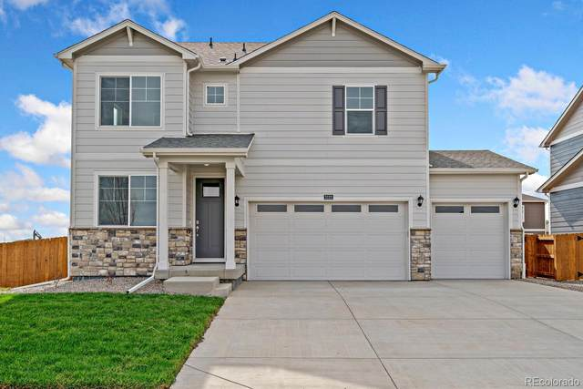 13911 Wild Lupine Street, Parker, CO 80134 (#1919313) :: The Dixon Group
