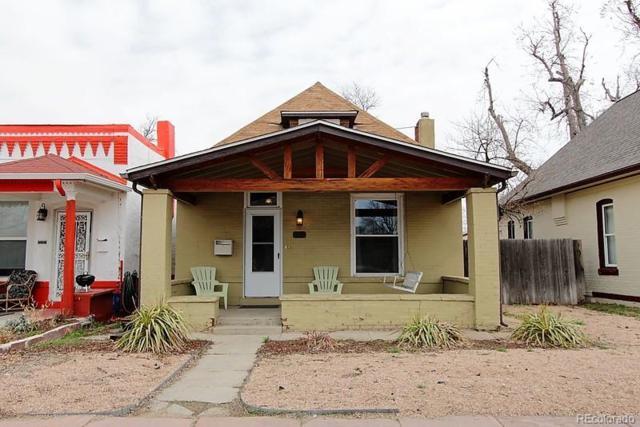 328 S Logan Street, Denver, CO 80209 (#1919338) :: Bring Home Denver with Keller Williams Downtown Realty LLC