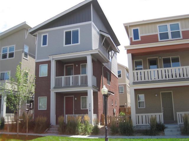 7718 E Academy Place, Denver, CO 80230 (#1919406) :: Wisdom Real Estate
