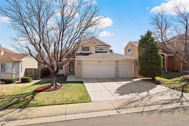 16234 Willowstone Street, Parker, CO 80134 (#1919766) :: Colorado Home Finder Realty