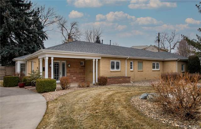 2301 S Jackson Street, Denver, CO 80210 (MLS #1919923) :: Kittle Real Estate
