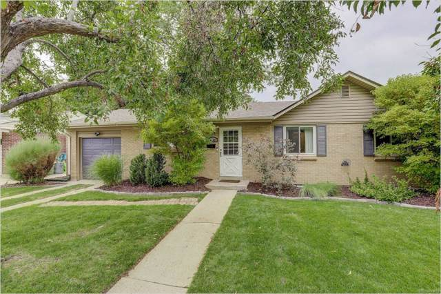 5240 Vale Drive, Denver, CO 80246 (#1920123) :: My Home Team