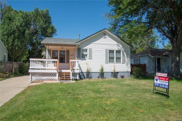 1107 S Monroe Street, Denver, CO 80210 (MLS #1920177) :: 8z Real Estate