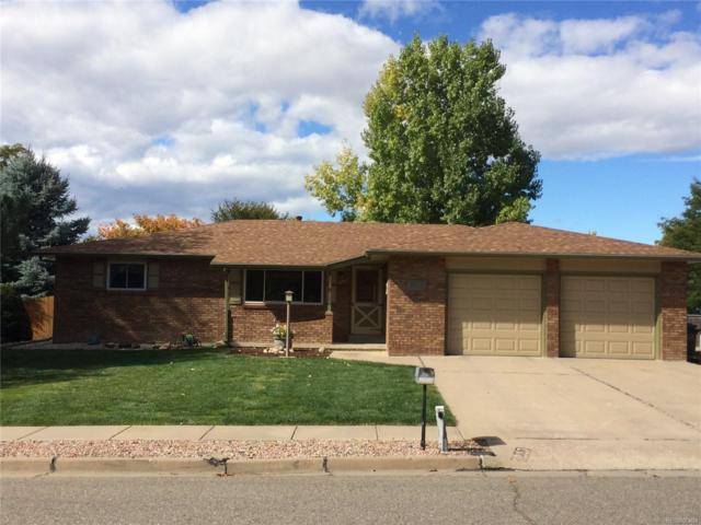 2207 Arron Drive, Loveland, CO 80537 (#1920191) :: The Galo Garrido Group