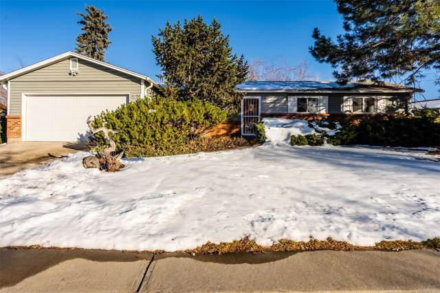 3058 S Galena Court, Denver, CO 80231 (#1920593) :: The HomeSmiths Team - Keller Williams