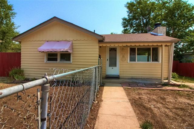 910 S Hazel Court, Denver, CO 80219 (#1921139) :: Bring Home Denver