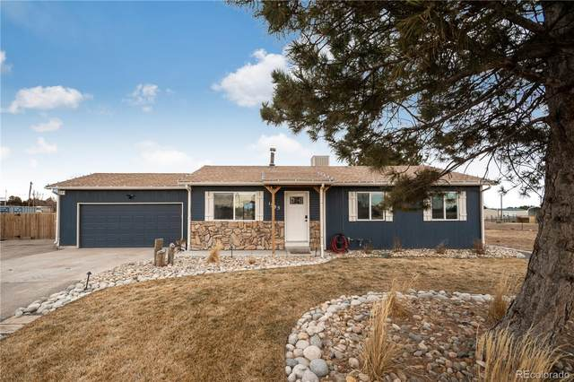 1385 Mountview Drive, Elizabeth, CO 80107 (#1921405) :: iHomes Colorado