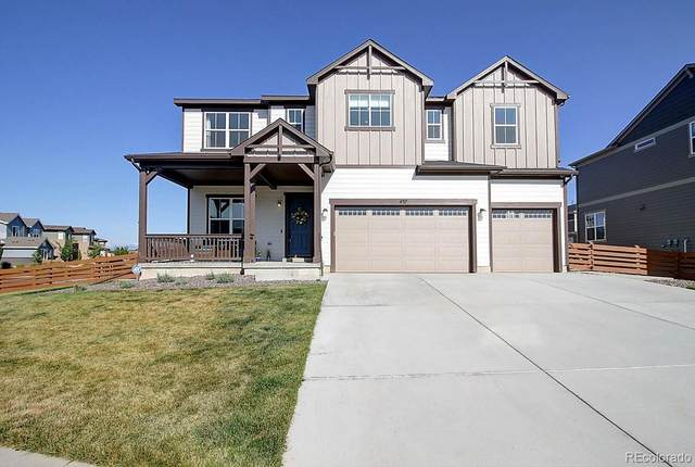 457 Leo Drive, Erie, CO 80516 (#1921416) :: The Brokerage Group