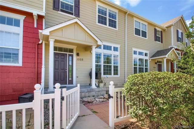 1533 Dawson Butte Way, Castle Rock, CO 80109 (MLS #1921910) :: 8z Real Estate