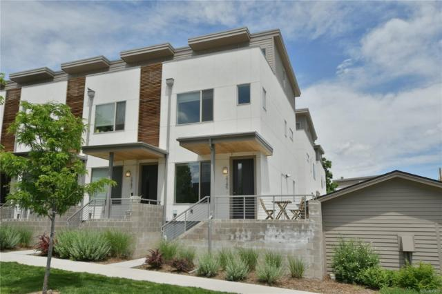 2745 W 21st Avenue, Denver, CO 80211 (#1922070) :: The Heyl Group at Keller Williams
