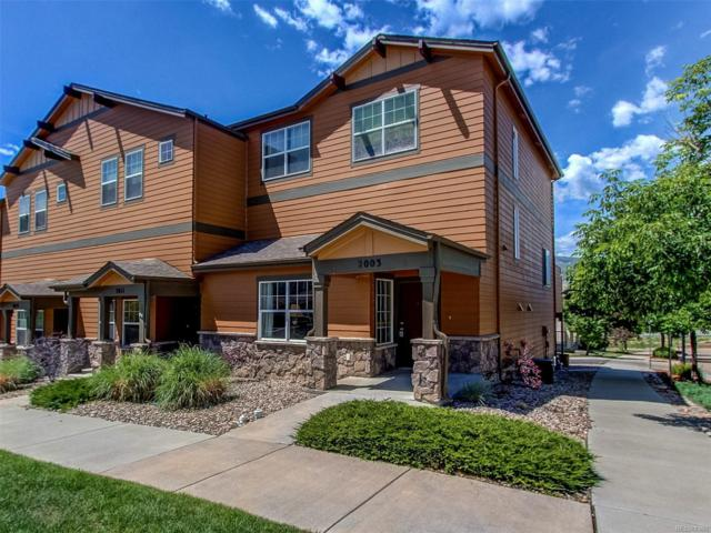 2003 St Claire Park Alley, Colorado Springs, CO 80910 (#1922252) :: The HomeSmiths Team - Keller Williams