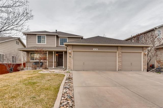12720 Buckhorn Creek Street, Parker, CO 80134 (#1922643) :: 5281 Exclusive Homes Realty