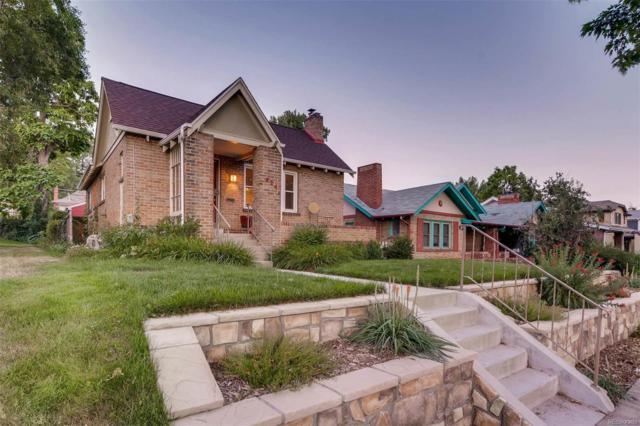 424 S Clarkson Street, Denver, CO 80209 (#1922730) :: Bring Home Denver