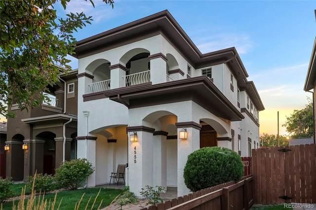 4555 Osceola Street, Denver, CO 80212 (#1922737) :: Own-Sweethome Team