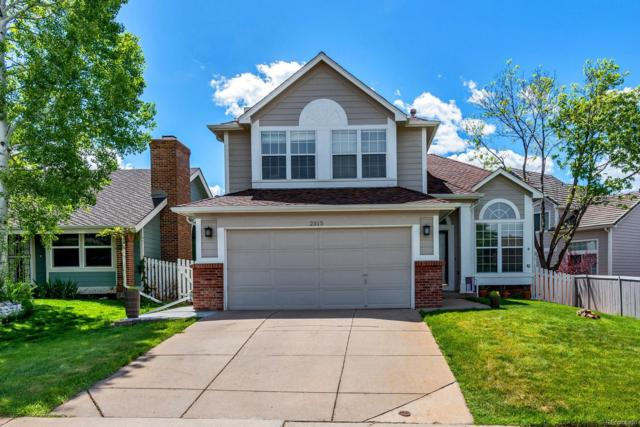 2315 S Harlan Street, Lakewood, CO 80227 (#1922902) :: HomePopper