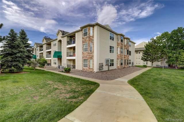 12338 W Dorado Place #207, Littleton, CO 80127 (MLS #1923051) :: 8z Real Estate