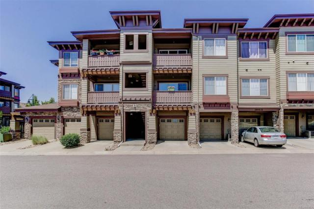 16611 Las Ramblas Lane O, Parker, CO 80134 (#1923099) :: My Home Team