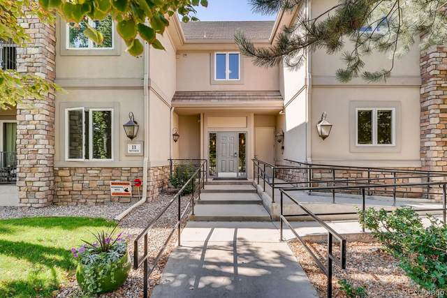 11 Monroe Street #202, Denver, CO 80206 (#1923624) :: The Gilbert Group
