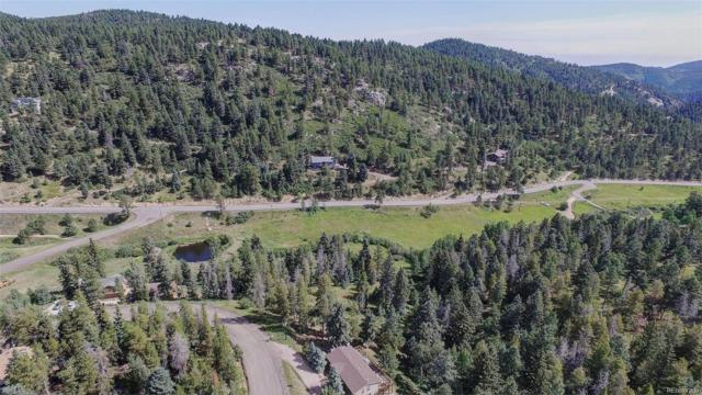 19144 Silver Ranch Road, Conifer, CO 80433 (#1923685) :: 5281 Exclusive Homes Realty
