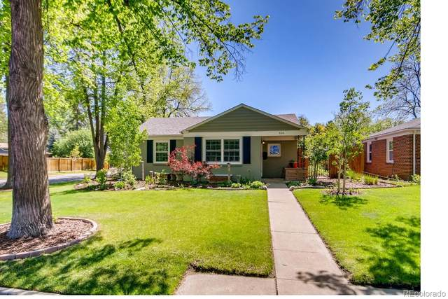 860 Magnolia Street, Denver, CO 80220 (MLS #1924051) :: Bliss Realty Group