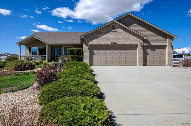 8446 Tibbs Road, Peyton, CO 80831 (#1924157) :: The Griffith Home Team