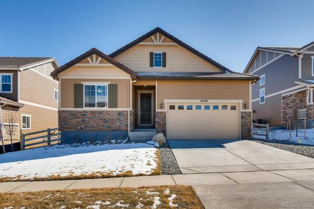 16298 Mount Silverheels Way, Broomfield, CO 80023 (MLS #1924474) :: 8z Real Estate