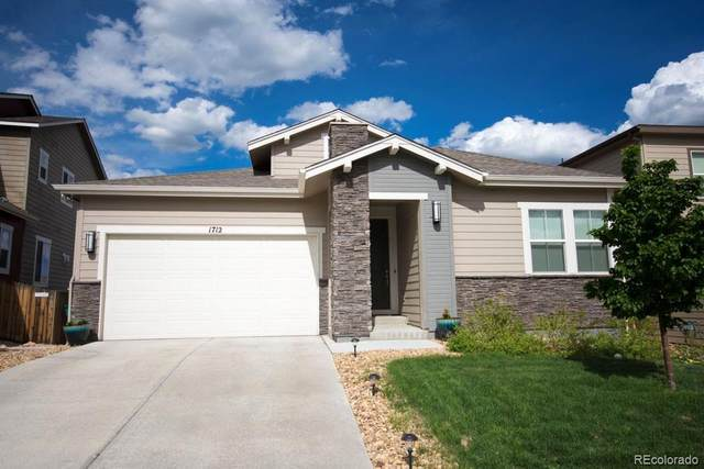 1712 Tall Tale Lane, Castle Rock, CO 80108 (#1924642) :: The HomeSmiths Team - Keller Williams
