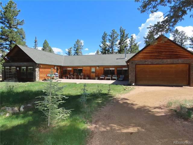 1324 Upper Twin Rocks Road, Florissant, CO 80816 (#1924869) :: The DeGrood Team
