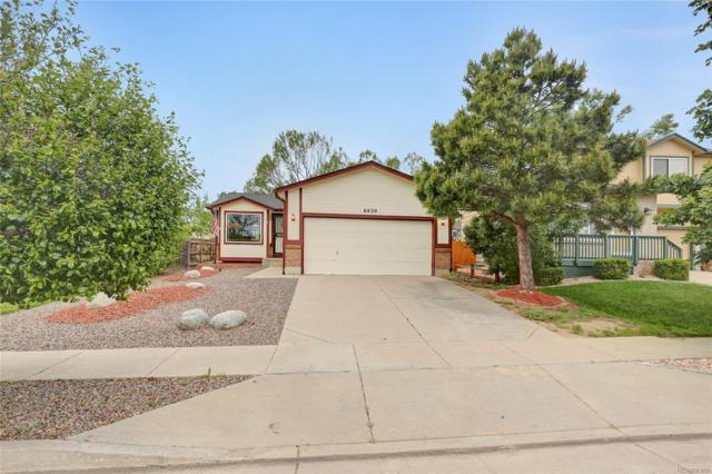 6630 Oakwood Boulevard, Colorado Springs, CO 80923 (#1925475) :: Mile High Luxury Real Estate