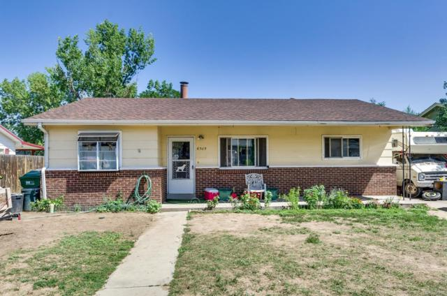 6509 E 79th Place, Commerce City, CO 80022 (#1925478) :: Wisdom Real Estate