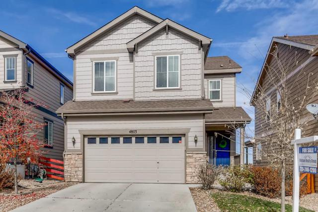 4803 S Picadilly Court, Aurora, CO 80015 (#1925715) :: Sellstate Realty Pros