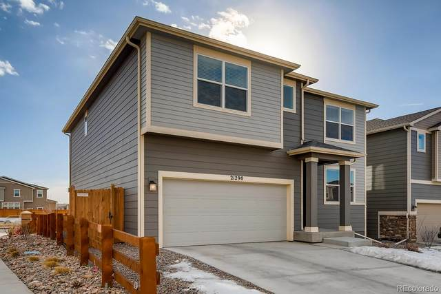 21290 E Princeton Place, Aurora, CO 80013 (#1925758) :: iHomes Colorado