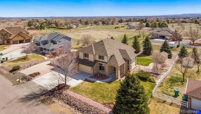 15652 W 79th Place, Arvada, CO 80005 (#1926045) :: The Dixon Group