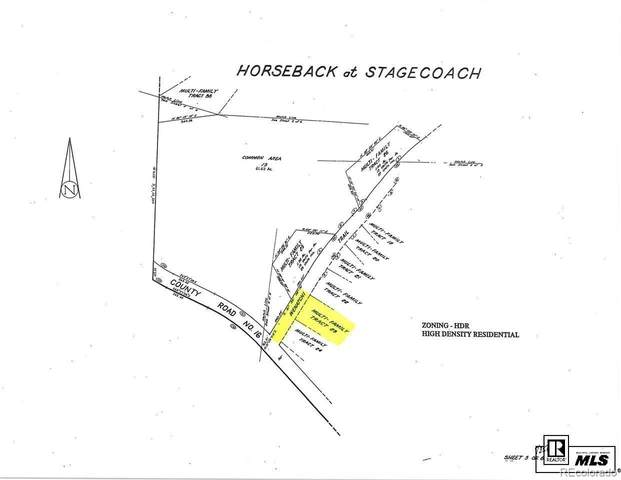 Lot 23 (Multifamily) Horseback Subd At Stagecoach, Oak Creek, CO 80467 (#1926141) :: milehimodern