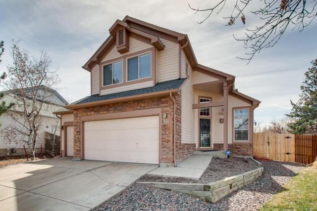 3440 W 112th Circle, Westminster, CO 80031 (#1926308) :: The Dixon Group