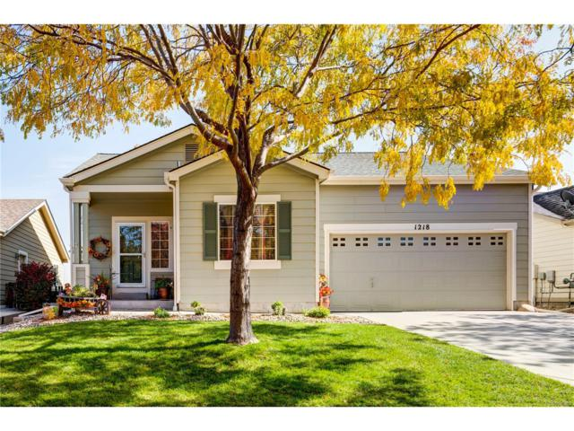 1218 101st Avenue Court, Greeley, CO 80634 (MLS #1926319) :: 8z Real Estate