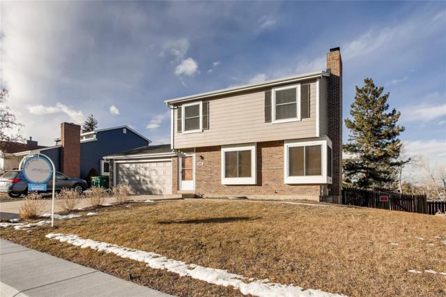 11141 W Powers Place, Littleton, CO 80127 (#1926648) :: Relevate | Denver