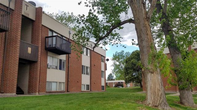 3623 S Sheridan Boulevard #11, Lakewood, CO 80235 (MLS #1927671) :: 8z Real Estate