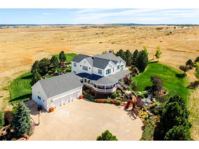 7941 Fox Creek Trail, Franktown, CO 80116 (MLS #1927832) :: 8z Real Estate