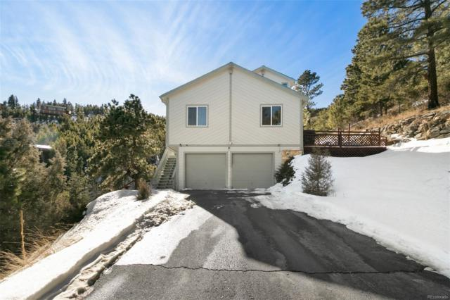 941 Hyland Drive, Evergreen, CO 80439 (#1928146) :: The City and Mountains Group
