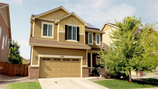 15999 W 62nd Drive, Arvada, CO 80403 (#1928436) :: The Peak Properties Group