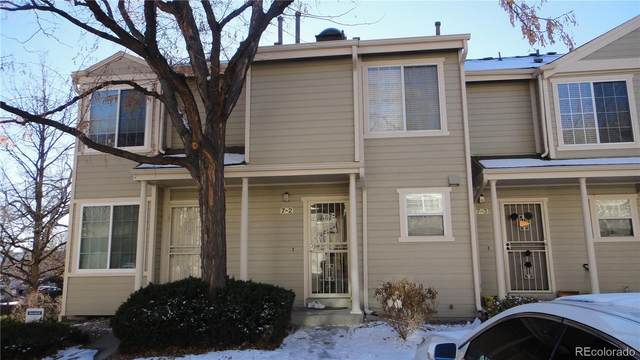 1818 S Quebec Way 7-2, Denver, CO 80231 (#1928477) :: iHomes Colorado