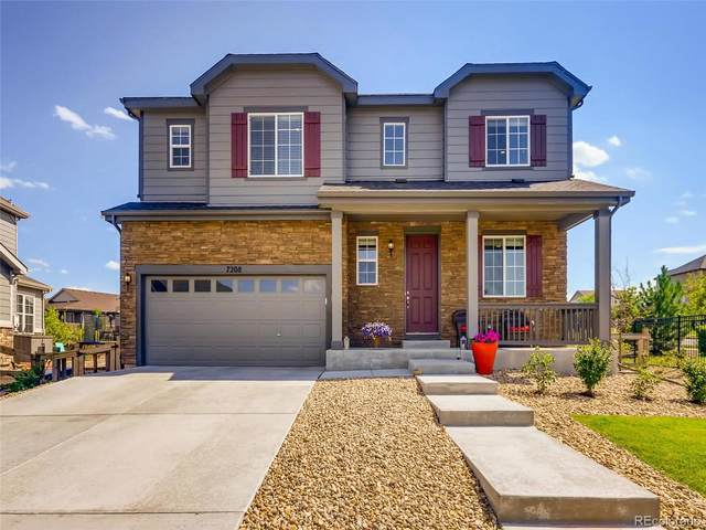 7208 S Patsburg. Way, Aurora, CO 80016 (#1928729) :: Kimberly Austin Properties