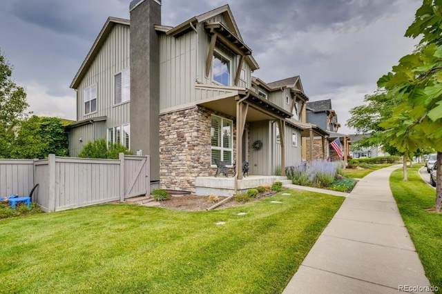 2245 E Hecla Drive A, Louisville, CO 80027 (#1928798) :: The DeGrood Team